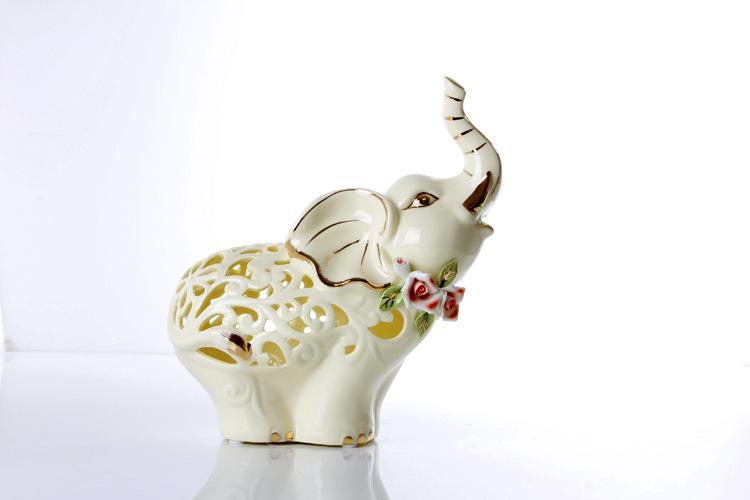 风水小象有什么吉祥寓意?这些你都了解吗?