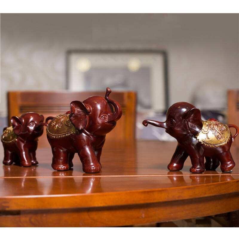 在家中摆放大象有什么好处?什么属相不能摆放大象?