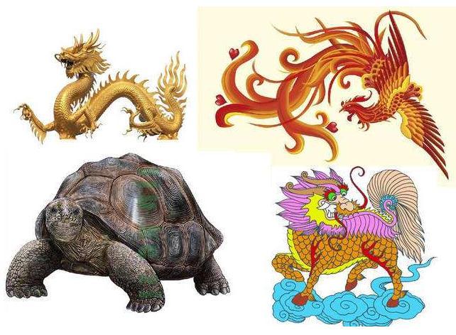 中国十大吉祥物,除了龙和凤,你还知道几个 ?