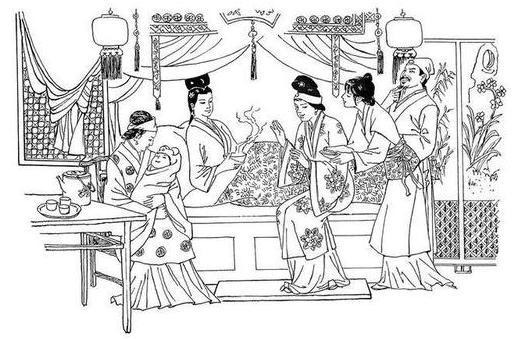 """摆""""满月酒""""的传统是怎么来的?古代人摆满月酒有哪些习俗和禁忌"""