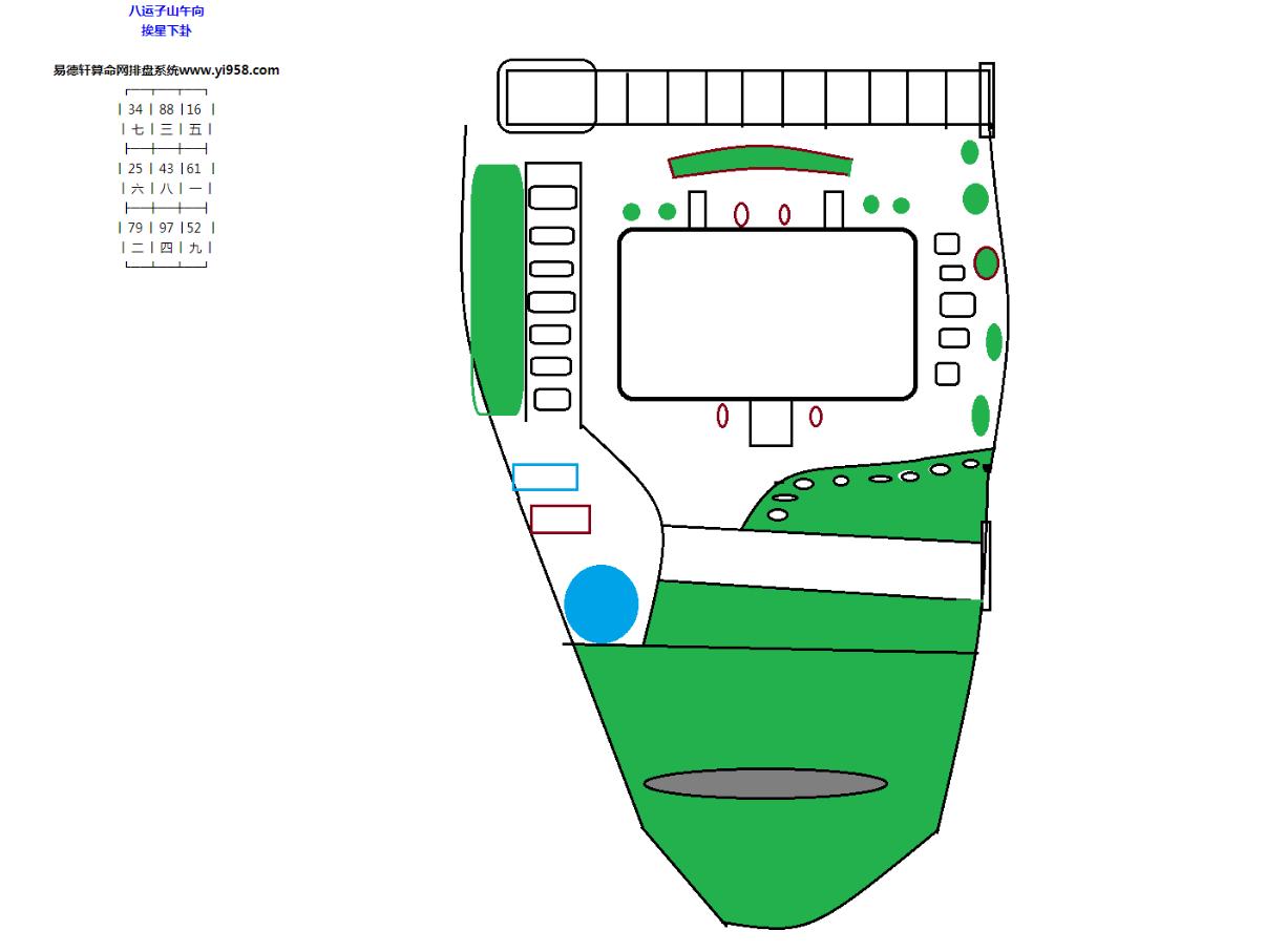 别墅庭院设计图